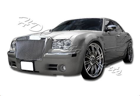 chrysler 300 vs phantom for 05 10 chrysler 300 300c chrome vertical phantom style