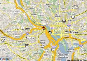 where is arlington on the map map of hyatt arlington arlington