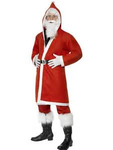Adult budget father christmas costume 23170 fancy dress ball