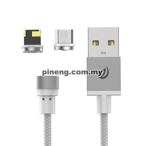 Wsken Lightning Metal For Wsken X Cable Magnetic Mini 1 Mini 2 wsken micro usb lightning 2 1a magnetic x cable