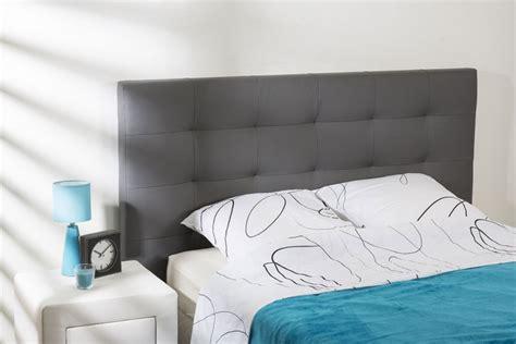 precio cabecero cama cabecero capitone tapizado en piel sintetica de color gris