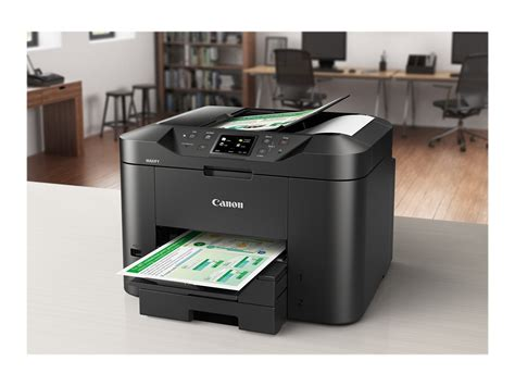 bureau vallee lanester canon maxify mb2750 imprimante multifonctions couleur