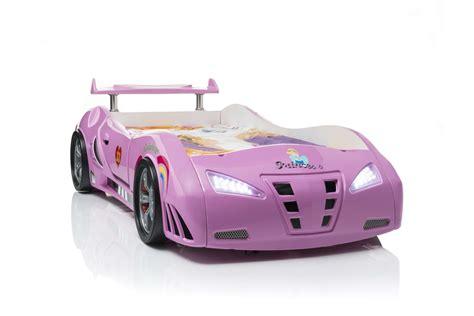kinderbett auto fur madchen kinderbett princess in pink das autobett f 252 r m 228 dchen