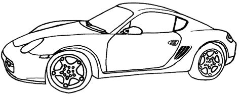 Coloriage Porsche Les Beaux Dessins De Transport 224 Coloriage De Porsche Cayenne L