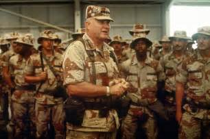 General H Norman Schwarzkopf Essay by Desert Anniversary Remembered What Are Your Stories Vantage Point