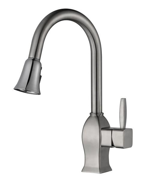 single handle pull kitchen faucet ksk1122