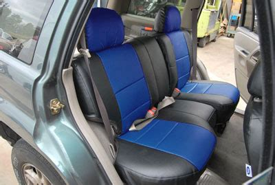 best seat covers for 2004 jeep grand jeep grand vinyl 1999 2004 custom seat cover ebay