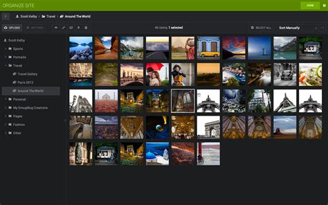 Smugmug Launches Redesign Of Its Photo Sharing Website Techcrunch Smugmug Website Templates