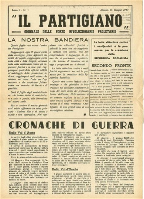 lettere partigiani la resistenza in trentino 20 televignoletelevignole
