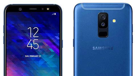 Handphone Samsung Galaxy A6 samsung galaxy a6 and a6 2018 specs officially revealed soyacincau