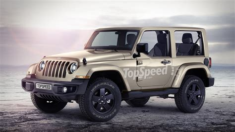 New Jeep For 2018 by Blind Spot Monitoring Confirmed For 2018 Wrangler Photos