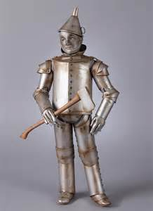 Lion Home Decor Tin Man By R John Wright At The Toy Shoppe