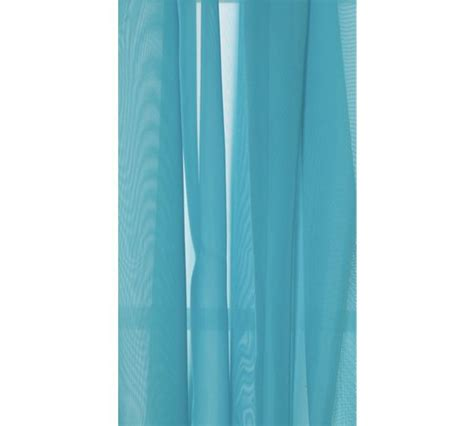 voile curtains argos buy home pair of voile panels 152x228cm soft blue at