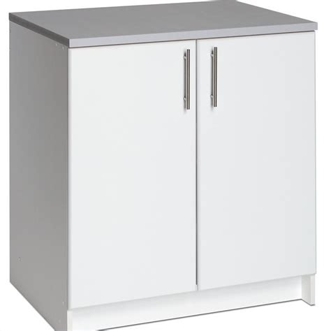 elite 32 storage cabinet by prepac elite storage 32 quot base cabinet with 2 doors web 3236