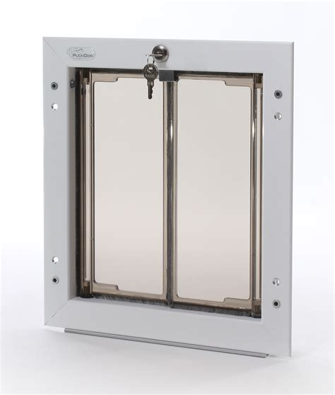 wall mounted with glass doors wall mount pet doors dog doors cat doors pet doors for