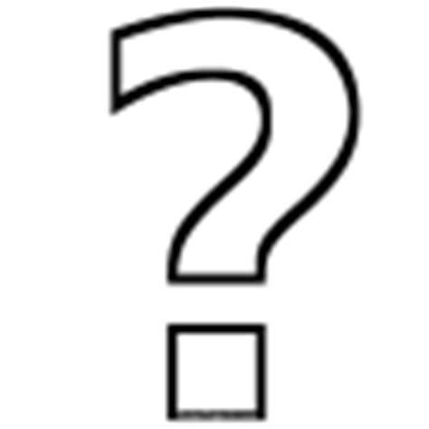 free printable question mark stencil printable question mark