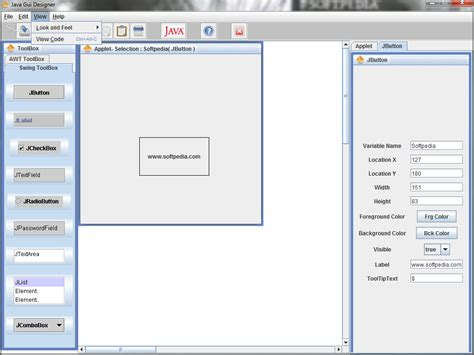 gui design tutorial java java gui designer download