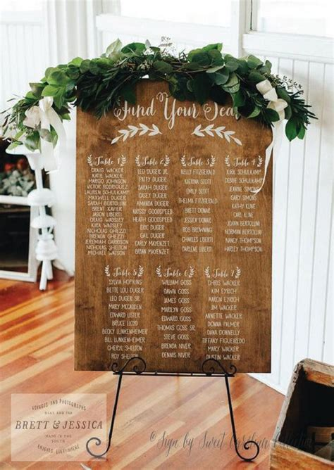 rustic themed wedding seating plan 182 best canvas print ideas gallery images on