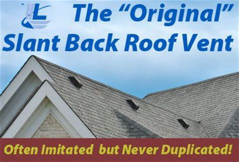 lomanco roof to wall vent lomanco vents static roof vents