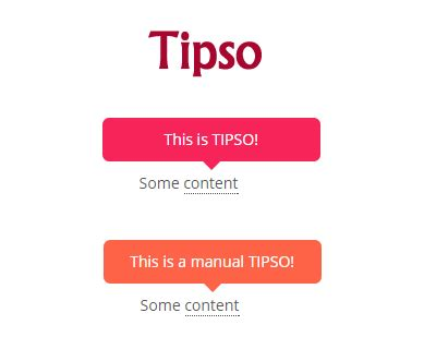 visitor pattern in js tipso lightweight responsive jquery tooltip plugin