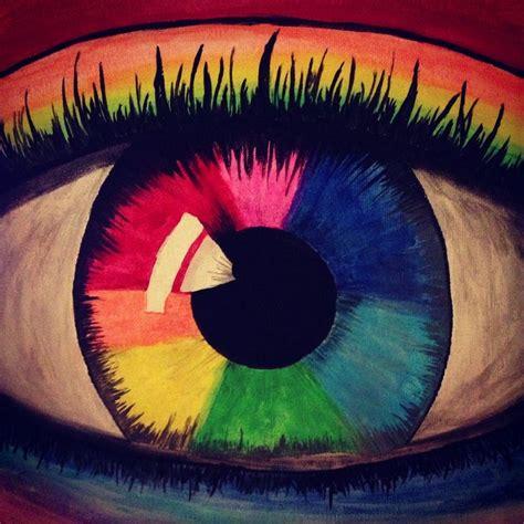 acrylic painting eye eyeball painting acrylic canvas eye photos