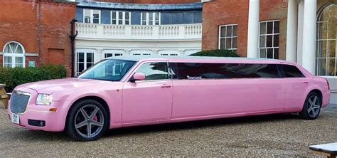 Pink Limo by The Pink Limo Limousines In