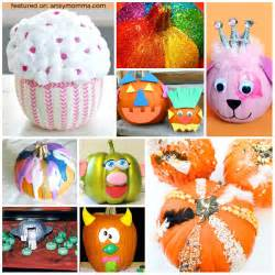pumpkin ideas decorating 26 cool pumpkin decorating ideas for artsy momma