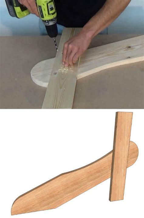 fabriquer une chaise comment fabriquer une chaise de jardin guide astuces