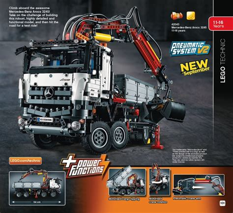 technic sets image gallery technic 2015