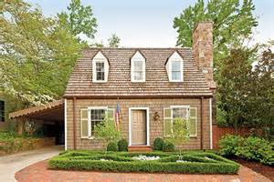 Southern Living Cottage Floor Plans by House Plan Randolph Cottage Barbara Stroud
