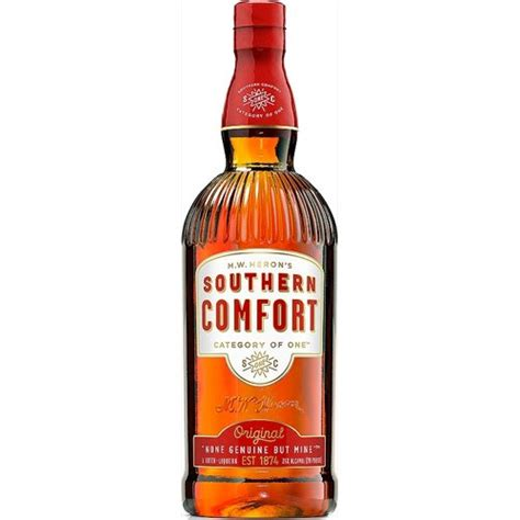 Southern Comfort Drinks by Southern Comfort Liqueur 1980 S Bottle 1 75 Ml