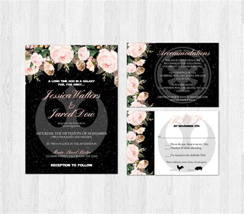 wars wedding invitations uk starwars wedding images wars weddi with custom themed