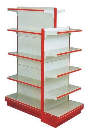 Rak Gondola Single pabrik rak supermarket produk rak gondola pabrik rak supermarket 0821 4004 4641