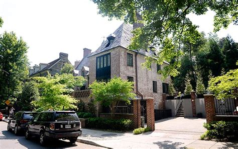 obama residence the obamas will live in this downsized 163 5m home