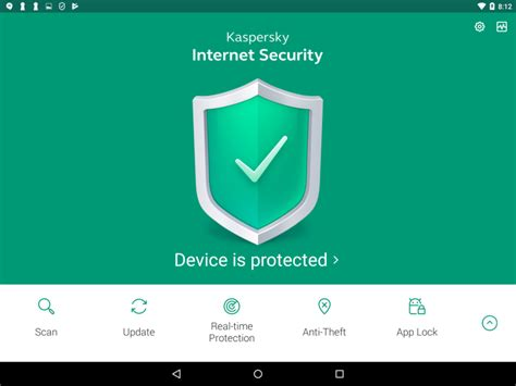 kaspersky for android kaspersky security review rating pcmag