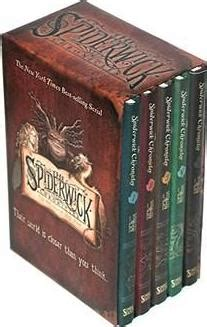 the spiderwick chronicles boxed the spiderwick chronicles boxed set holly black 9780689040344