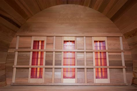 sauna infrarouge exterieur forest spa
