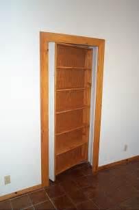 Conceal Bookshelf Bookcase Door Opening Stashvault