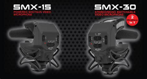 Azden Smx 30 1 Year Garansi Resmi azden smx 30 stereo mic and smx 15 powered shotgun microphone for dslr shooters 4k shooters