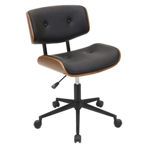 Office Chair Modern by Lombardi Mid Century Modern Office Chair 17735188
