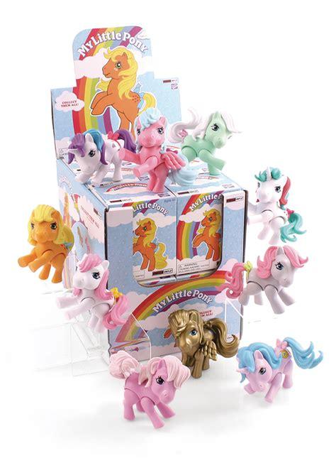 Figure My Pony 12pc jul178114 tls x my pony mini fig 12pc bmb ds wv1 previews world