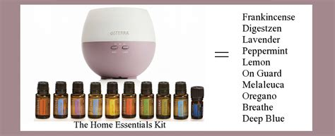 doterra starter kits healing in our homes