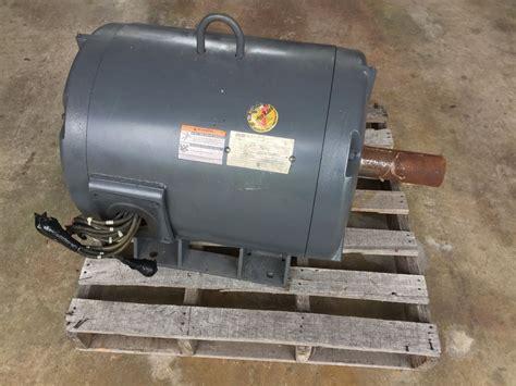 lincoln motors lincoln 100hp electric motor ebay
