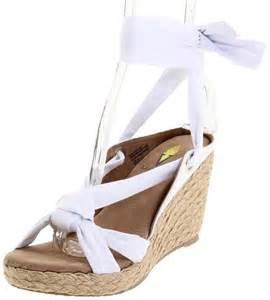fabric ankle wrap sandals volatile white sandals fabric hemp ankle