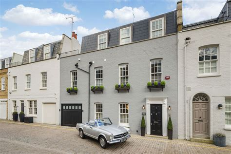 buy land in london to build house why mews houses are the london property market s hidden gems
