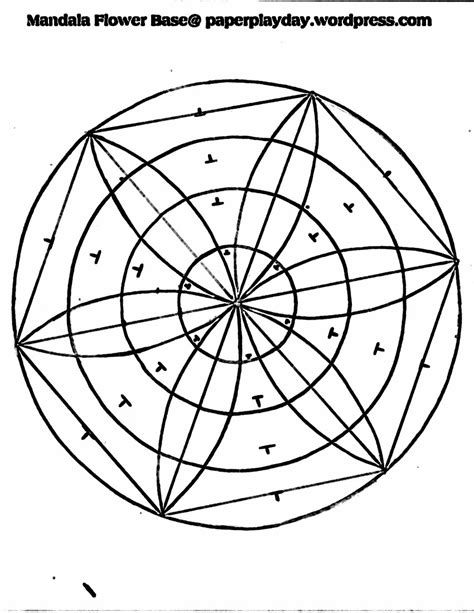 compass coloring pages