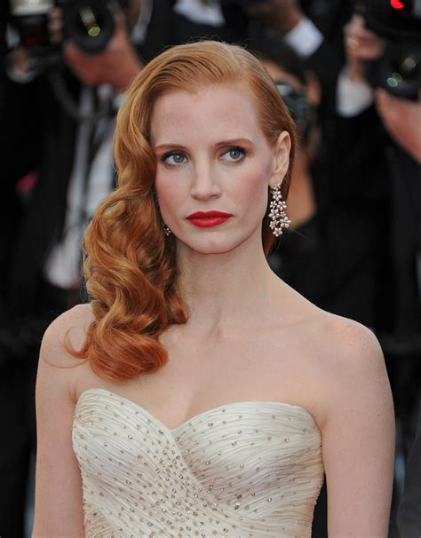 lawless movie 2014 hairstyles jessica chastain hairstyle taaz hairstyles