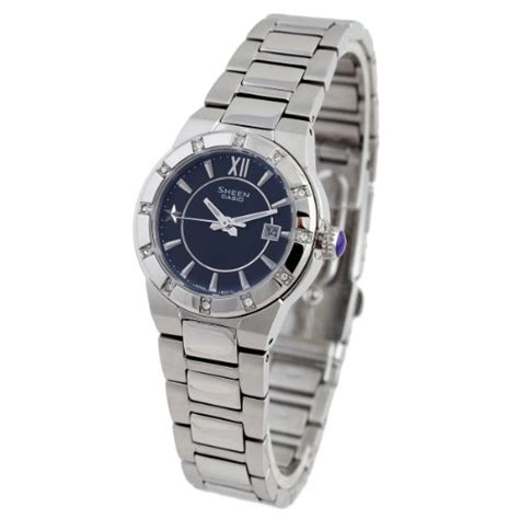 Casio Sheen She 4500d casio sheen she 4500d 1adr orologio da polso donna