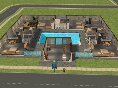 Small Home Blueprints Motel Floor Plans Images Frompo