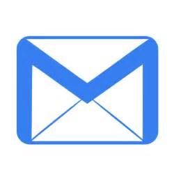 email icon communication email blue icon metronome iconset